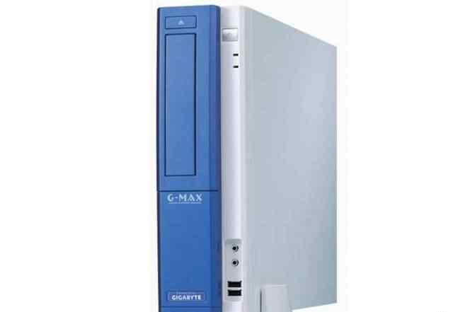Компьютер Gigabyte G-Max 1.2ггц в маленьком flex к