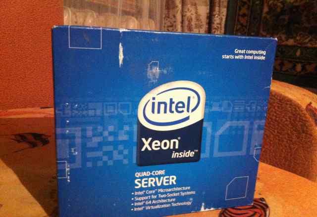 Xeon E5320 Clovertown
