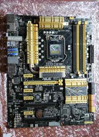 Asus Z87 Delux LGA 1150