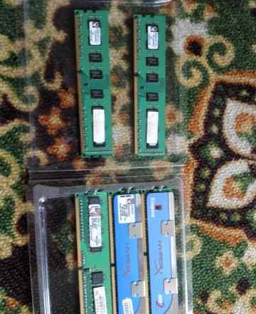 DDR2 в сумме 6 GB