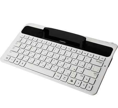 Новая samsung galaxy tab keyboard dock ECR-K10RWE