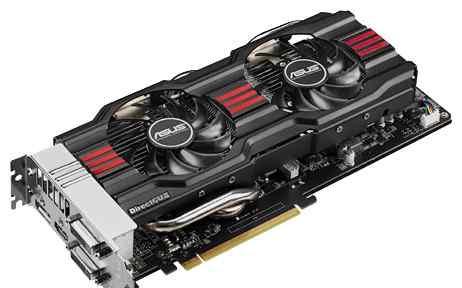 Видеокарта Asus PCI-E NV GTX770-DC2-2GD5 GTX770 2G