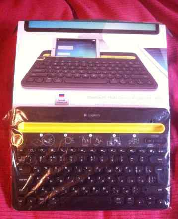 Клавитура Logitech Bluetooth Keyboard K480
