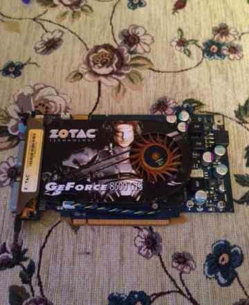 Zotac GeForce 8600 GTS 675Mhz PCI-E 512Mb 2xDVI