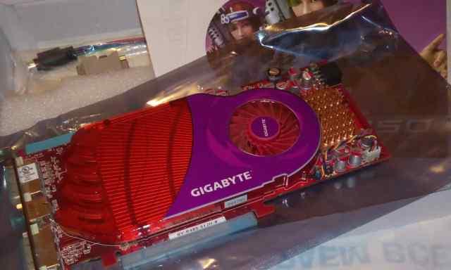 ATI Radeon HD4850 512Mb gddr3 PCI-E 2.0 256bit