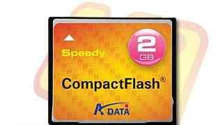 Карта памяти CompactFlash 2GB