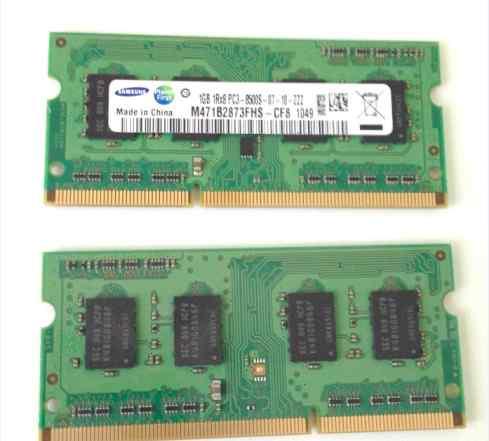 Оперативная память SO-dimm DDR3