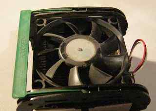 Кулер медный ATS (made in Canada) Socket 478