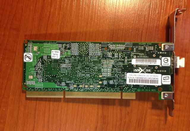 Адаптер Emulex FC1120006-02B (IBM 03N5014)