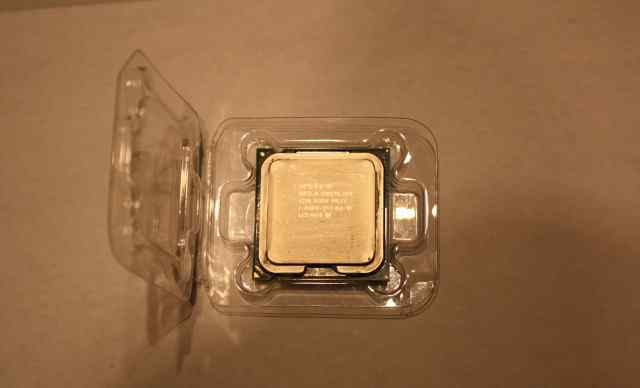 Intel core 2duo e-6300