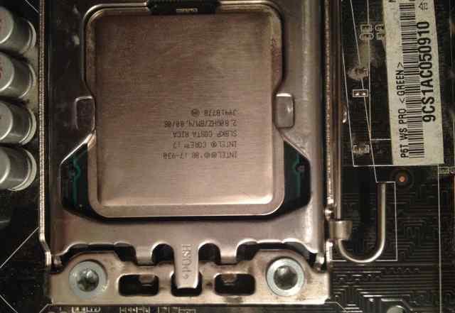 Процессор Intel Core i7
