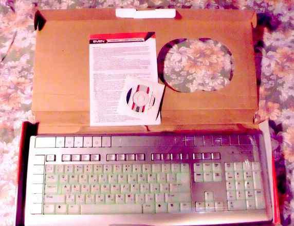 Клавиатура sven EL 7010