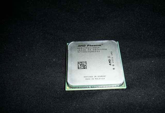Процессор 2-х ядерный AMD Phenom Socket AM2+