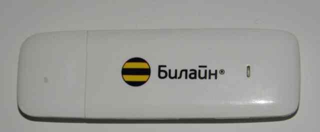 USB модем 3G Beeline ZTE MF626