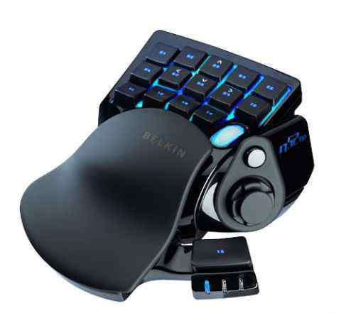 Игровая клавиатура belkin n52te