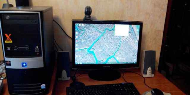 Компьютер Core i3 + GTX 460