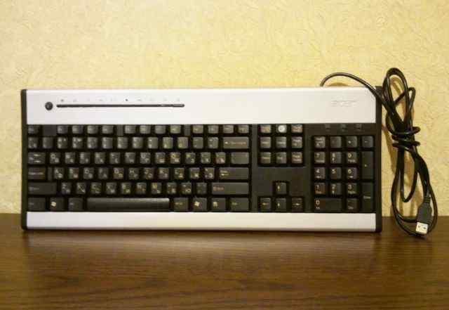 Клавиатура acer KU-0355 USB