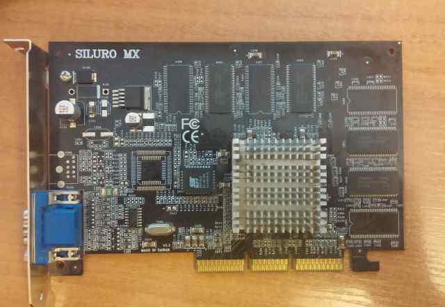 Abit Siluro GF2 MX200 32MB