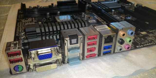 Мать gigabyte GA-Z68X-UD3H-B3 (rev. 1.0)