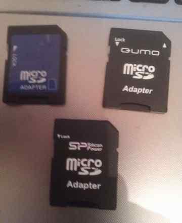 Продаю Micro SD Adapter