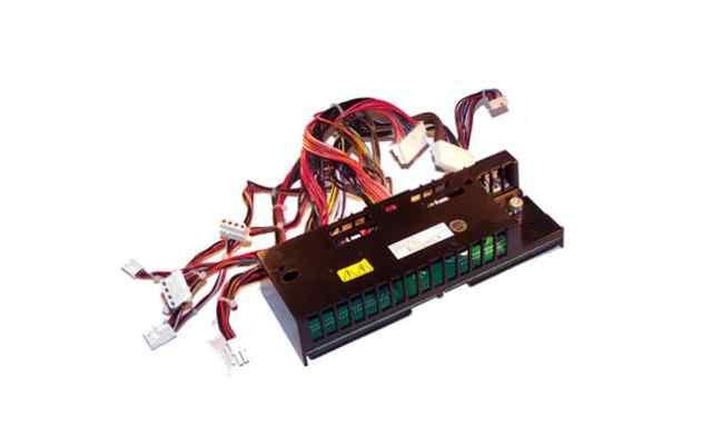 HP 413144-001 Задняя плата подкл. блоков питания
