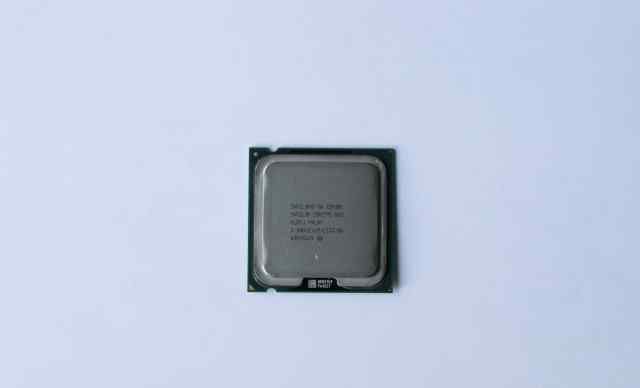 Intel Core 2 Duo E8400 Socket 775 3.0Ггц/6М/1333