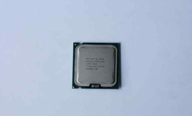 Intel Core 2 Duo E8500 Socket 775 3.16Ггц/6М/1333