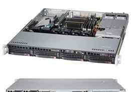 Сервер на основе платформы Supermicro