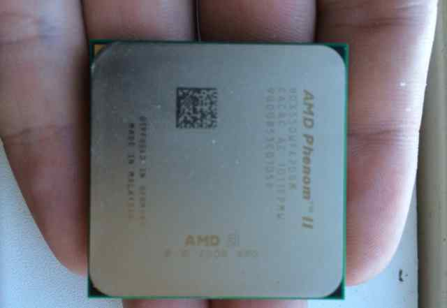 Процессор AMD Phenom II X2 550 OEM