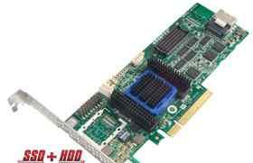 Adaptec raid 6405 + AFM600 Cache Backup Module