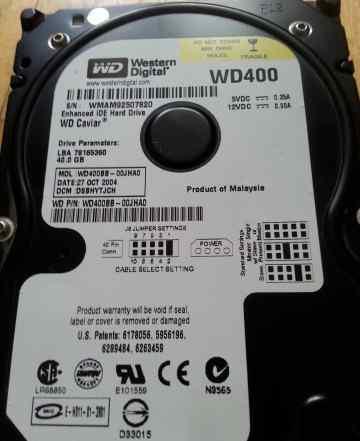 Western Digital wd400BB