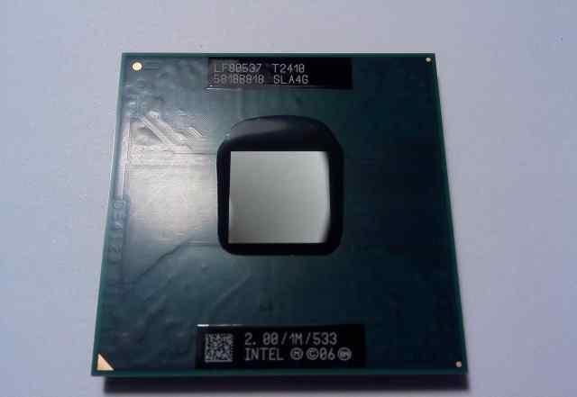 Процессор Intel Dual-Core T2410 2.0Ггц