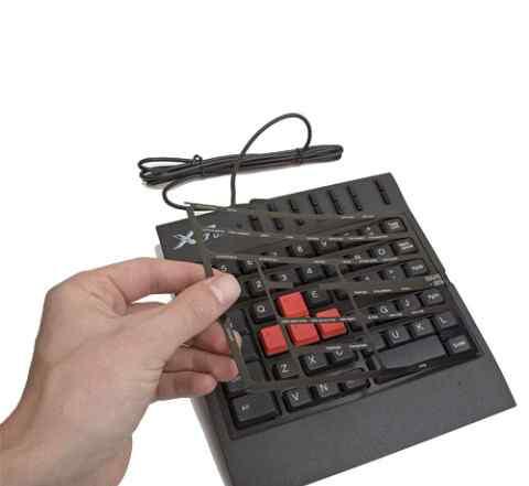 Игровая клавиатура A4Tech G-100