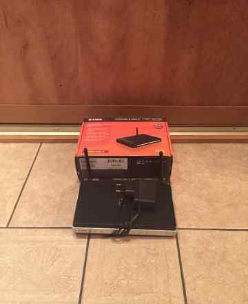 роутер DSL-2600U