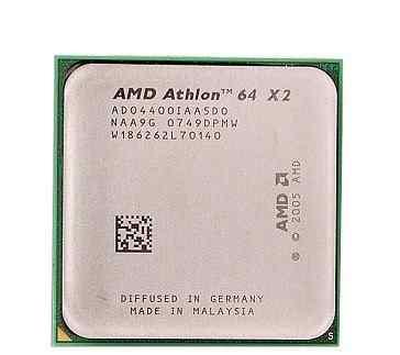 AMD Athlon 64 X2 4400+ Brisbane (AM2, L2 1024Kb)