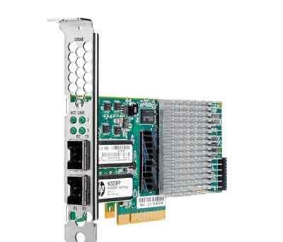 Сетевая карта адаптер HP NC523SFP