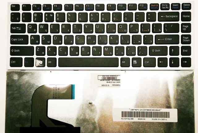 Клавиатура для ноутбука Sony vaio vpcs