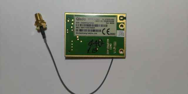GSM/gprs модем M33 для arduino