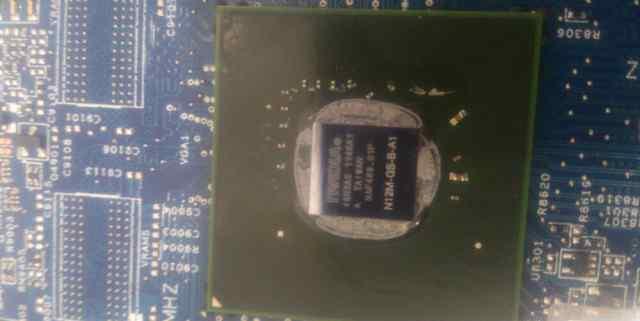 Материнская плата Lenovo B570 на запчасти