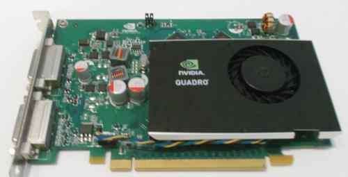 Обмен HP Nvidia Quadro FX 380