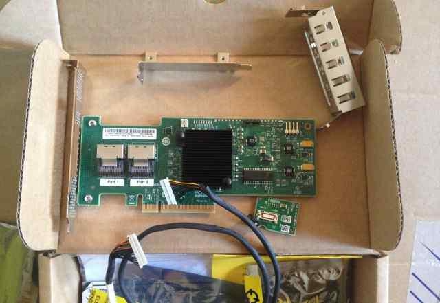Контроллер IBM server raid M5015 49Y3719