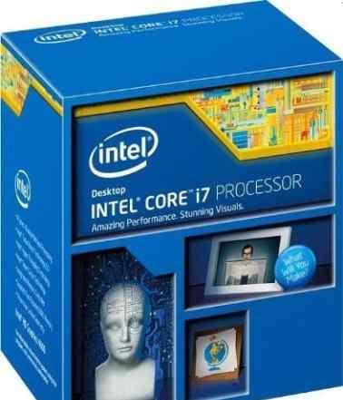 Intel Core i7-4790K в коробках, новые