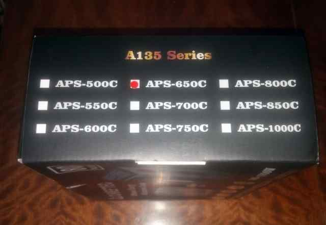 Блок питания Chieftec APS-650C 650W