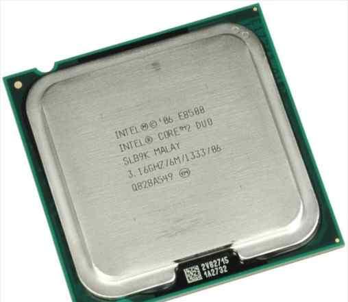 Core e8500 3166mhz 6mb 1333 775