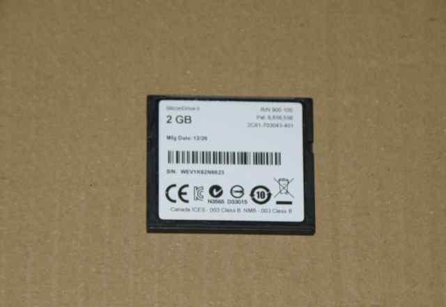 Карта памяти Compact Flash WD SiliconDrive 2Gb