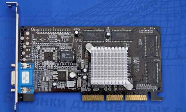 GeForce2 MX400 32 MB