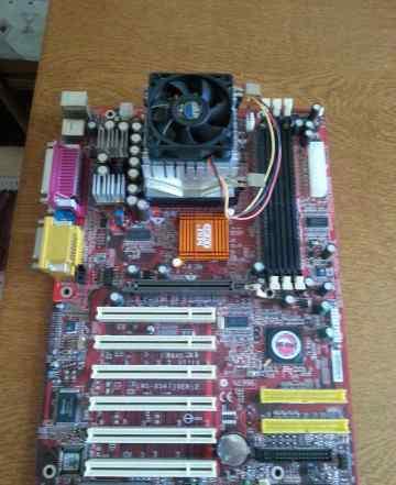 Материнская плата MSI MS-6547 645 Ultra-C Socket47