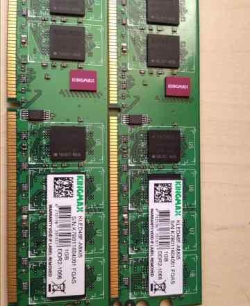 Оперативная память ddr2, 1gb