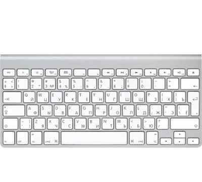 Беспроводная клавиатура Apple MC184RU/B