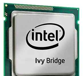 Intel Core i5 - 3550 Ivy Bridge